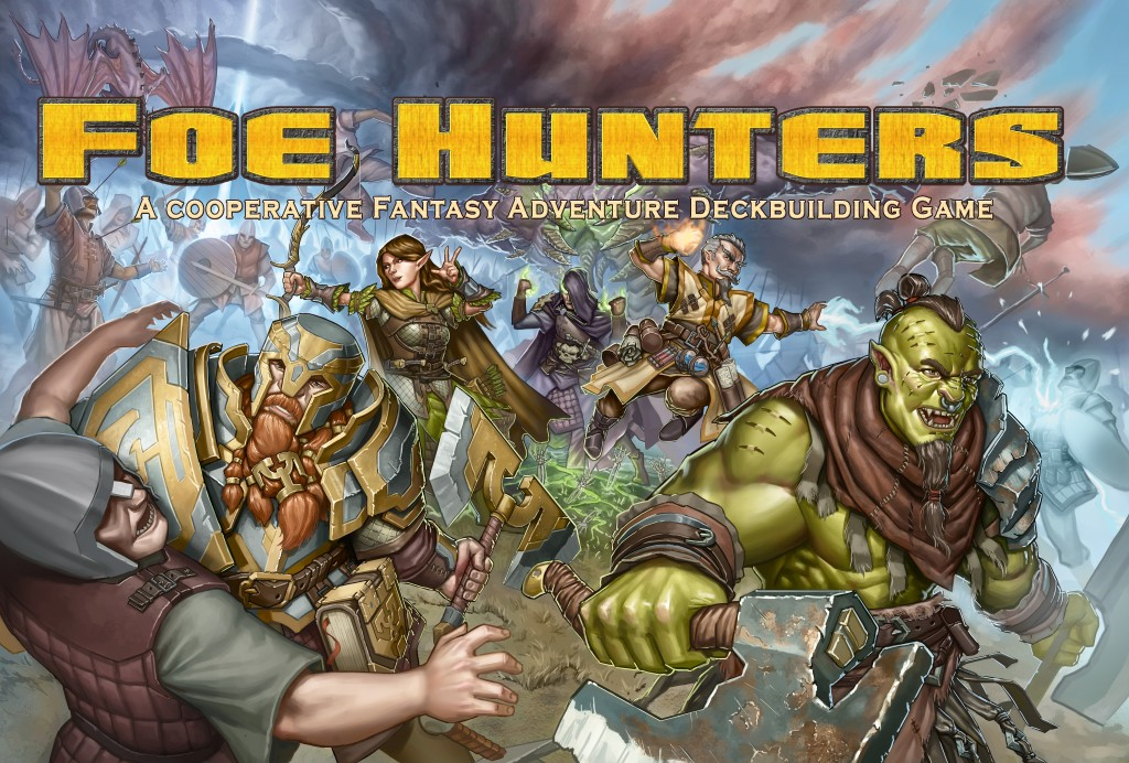 Foe Hunters Cover